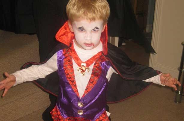 Nicola's spooky snap