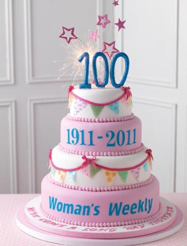 Woman's Weekly's Cake Of The Century