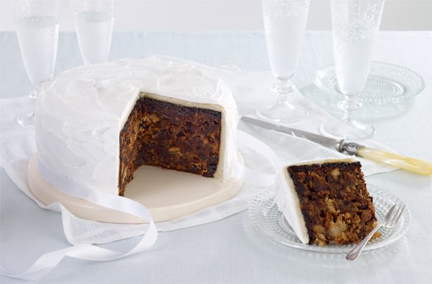 Christmas cake recipe: How to make a Christmas cake