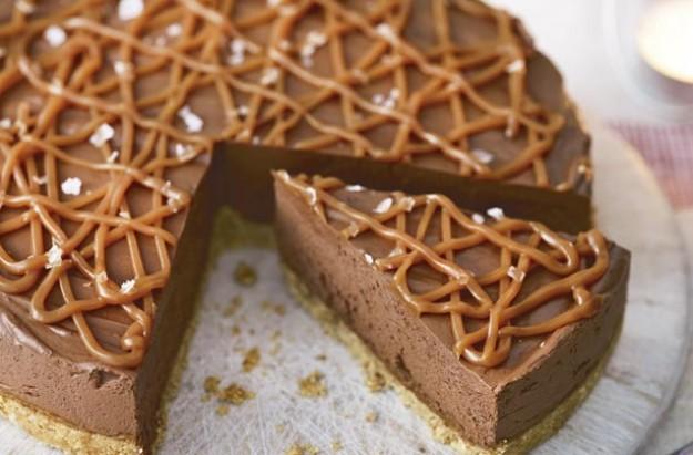 Unbaked cake recipes