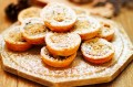 Orange and cinnamon mince pies