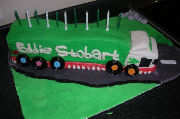 Your birthday cake pics