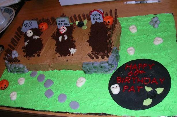Your birthday cake pics