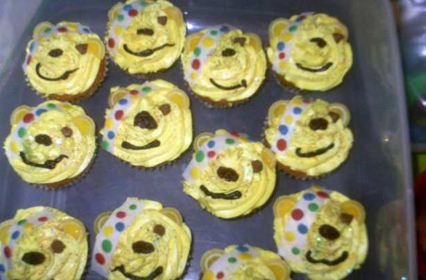 Your Children In Need baking pics