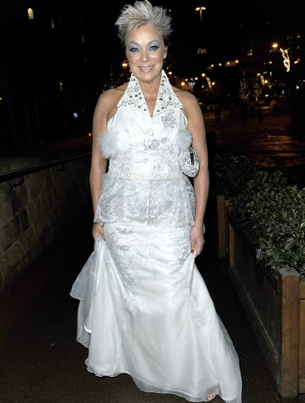 Celebrity Wedding Dress Disasters