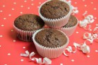 Speedy chocolate muffins
