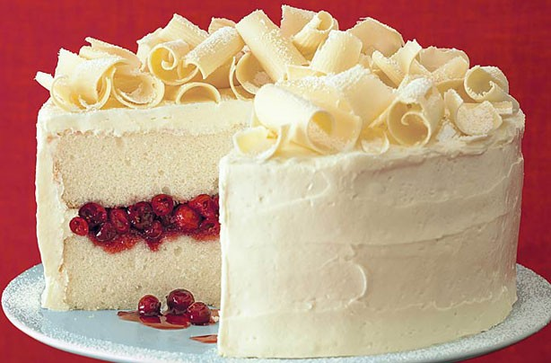 40 valentine 39 s day cakes cranberry obsession snow cake for Cake recipe ideas uk