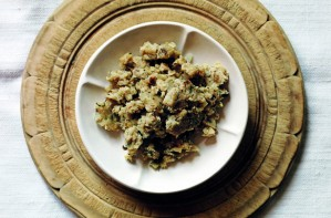John Torode's Sage and apple stuffing