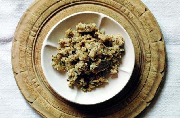 John Torode's Sage and apple stuffing