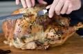 Gordon Ramsay's roast turkey with lemon, parsley and garlic