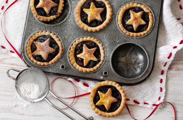 Slimming World S Mince Pies Recipe Goodtoknow