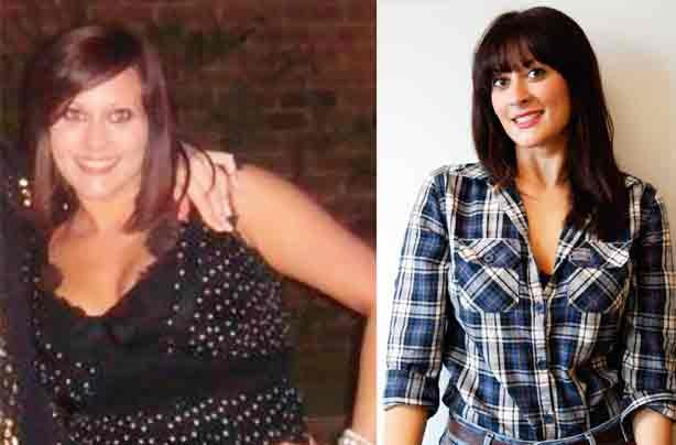 Real weight loss stories: Sarah Matthews