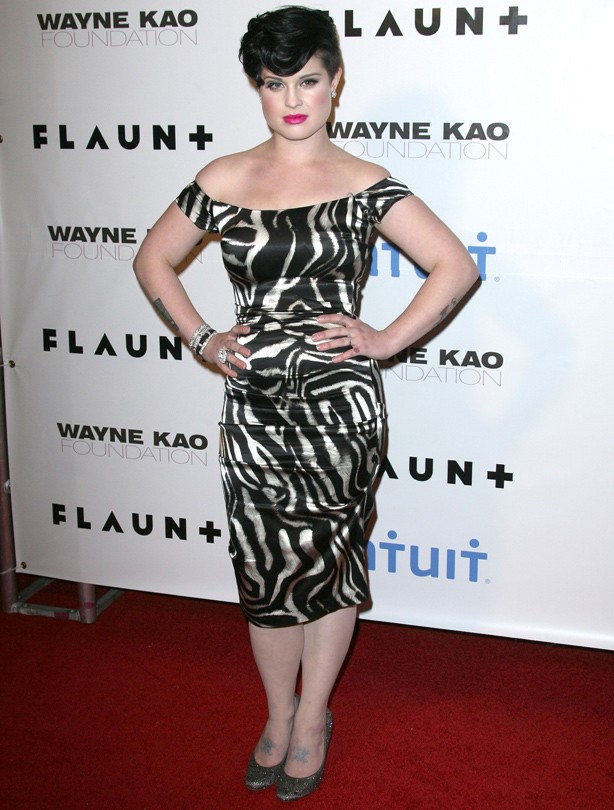 Kelly Osbourne December 2008