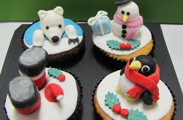 Your Christmas cakes and bakes