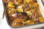 Woman's Weekly citrus roasted chicken