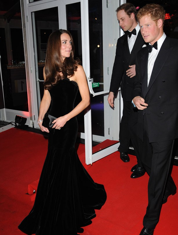Kate Middleton Military Awards