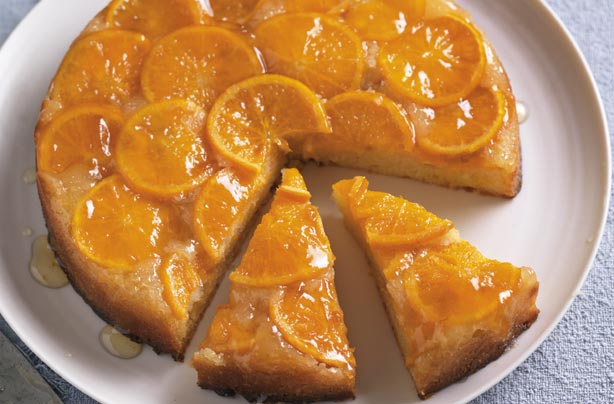 Orange Marmalade Cake Recipe Uk