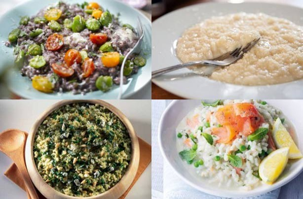 Top 10 risotto recipes 