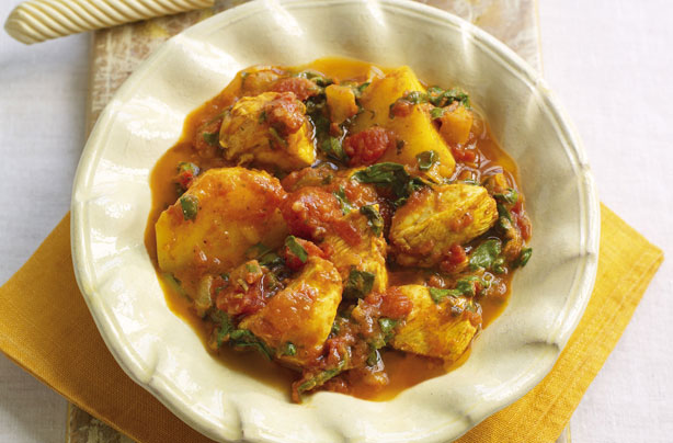 Slimming World 39 S Chicken And Potato Curry Recipe Goodtoknow