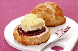 25 lower-fat cake recipes - Gluten-free scoop scones ...