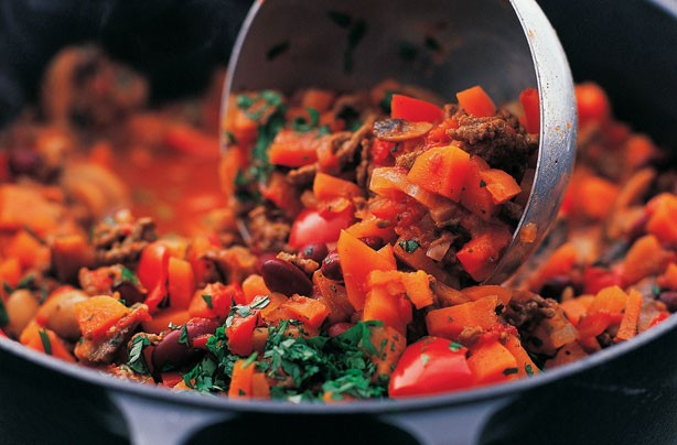 Weight Watchers chilli con carne recipe