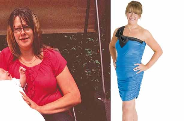 Real weight loss stories: Alexandra Brown