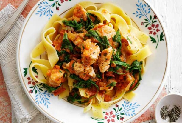Slimming world 39 s chicken pappardelle recipe goodtoknow Slimming world meal ideas