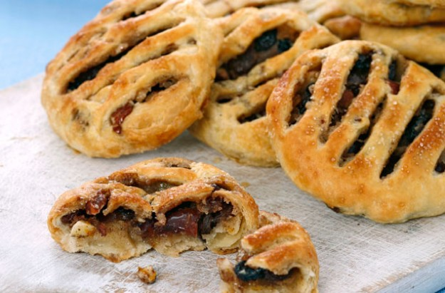 Eccles cake recipe