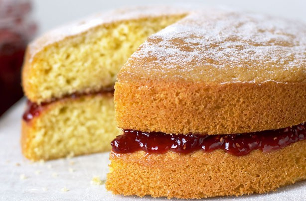 Mary Berry's Victoria sponge cake recipe