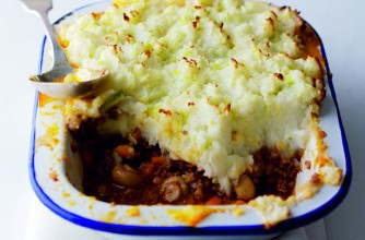 Tuesday night Cottage pie