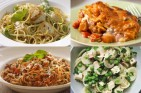 Top 20 pasta recipes for February 2012