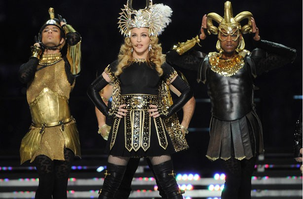 Madonna Superbowl