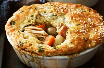 Rabbit pie