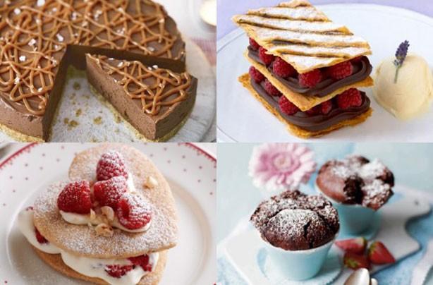 30 Valentines Day Desserts  Goodtoknow