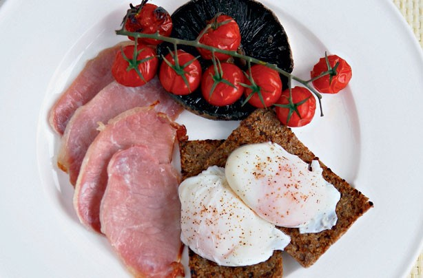 Breakfast in bed ideas: Fry up
