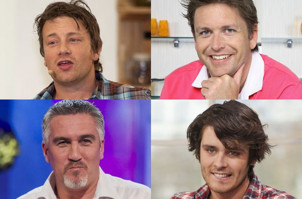 Your top 10 sexy celeb chefs