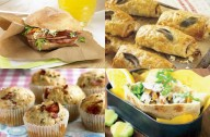 30 packed lunch recipes