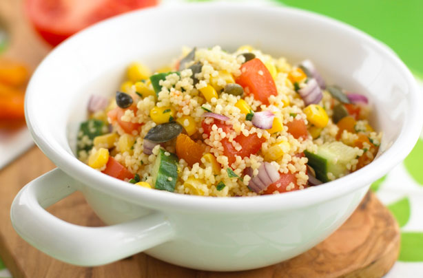 Easy couscous salad recipe - goodtoknow