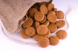 Paul Hollywood's gingernut biscuits