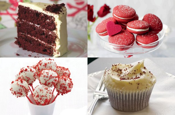10 ways with red velvet cake