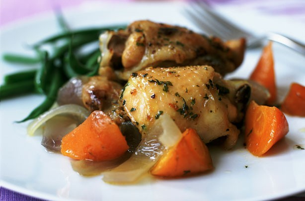 Leftover chicken recipes: Chicken casserole