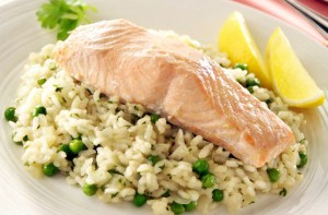 26 Ways With Salmon Fillets Salmon On Lemon And Herb