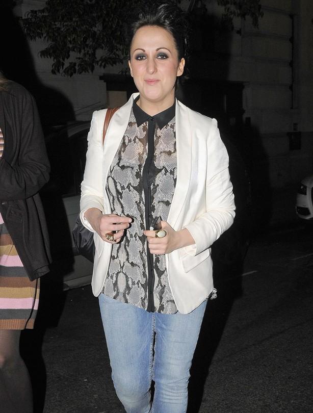 Natalie Cassidy 2012