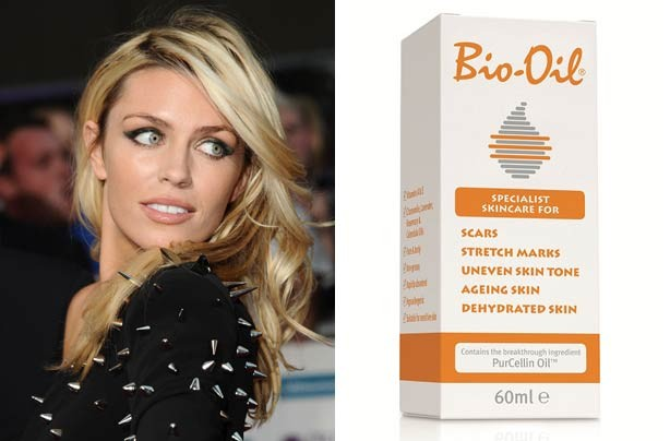 Abi Clancy: Bio-Oil
