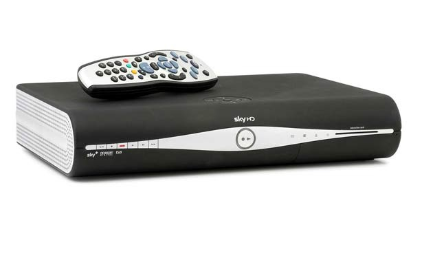 Energy bills: Sky HD box