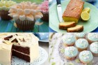 Top 20 cake recipes for March 2012