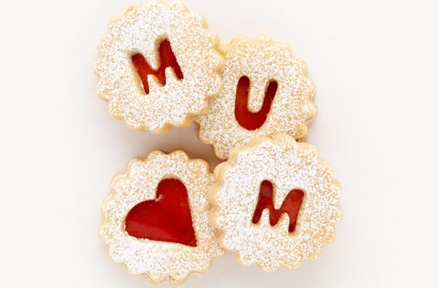 Biscuits for mum