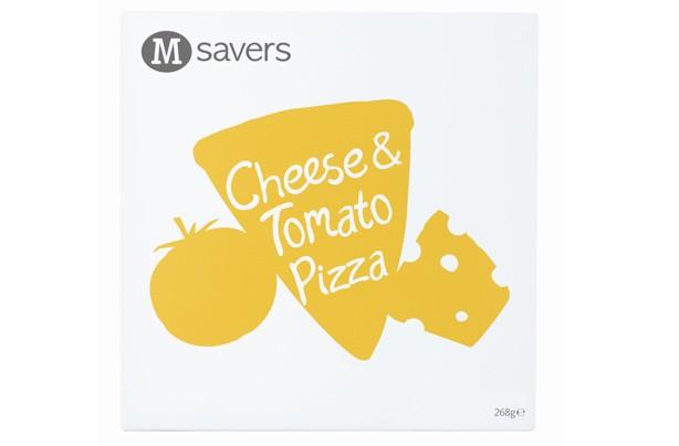 Morrisons pizza