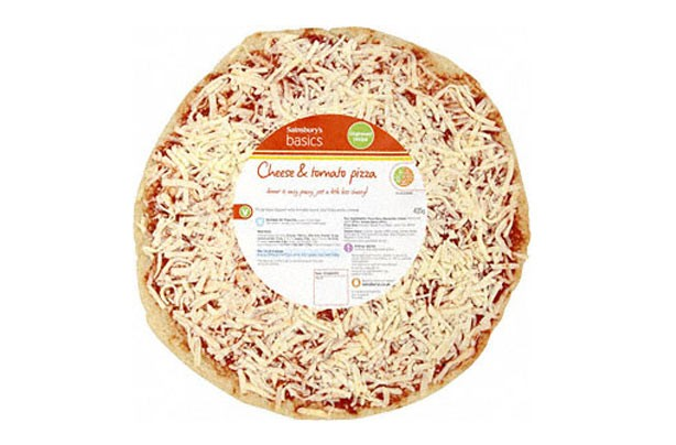 Sainsbury's pizza