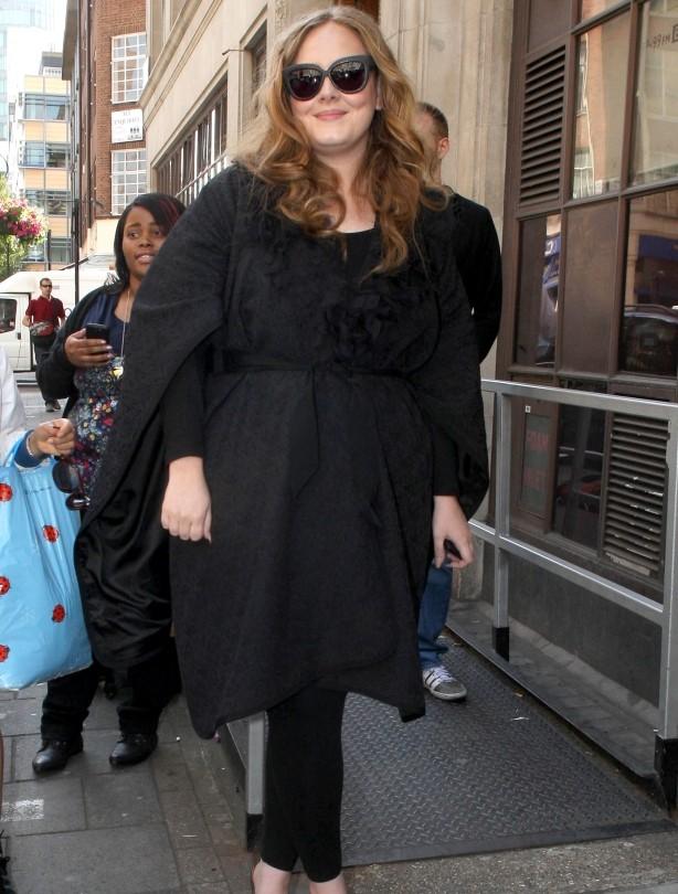 Adele: July 2011